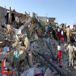 زلزله درکرمانشاه / احتمال شیوع بیماری سالک در کرمانشاه